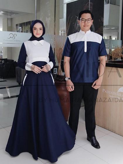 19 Gamis Syar I Couple Suami Istri Gamis
