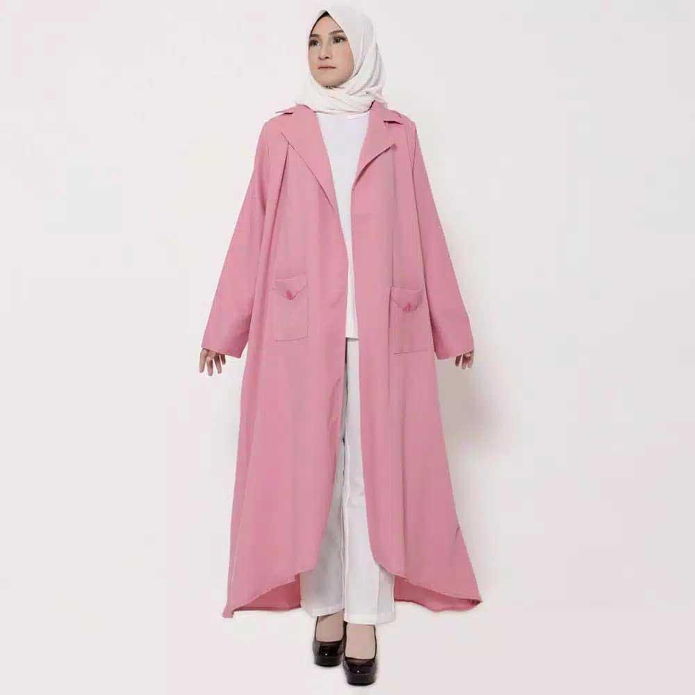 Tips Memilih Baju Ibu Hamil Untuk Muslimah Yang Bekerja