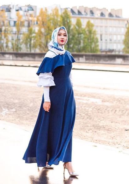 Gamis Dian Pelangi Terbaru 2019 Gambar Islami