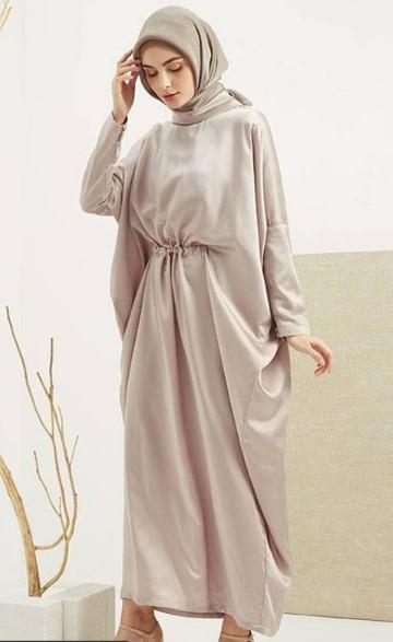 Model Baju Muslim Warna Pastel Galeri Jilbab