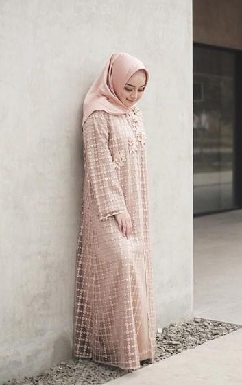 22 Model Dress Muslim Fashionable Gamis