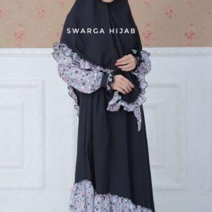 Gamis Naima Swarga Hijab Gamis