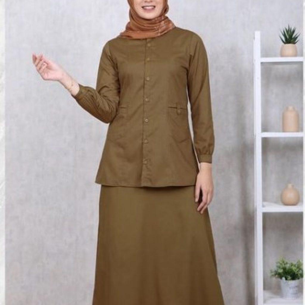 model baju keki wanita berhijab