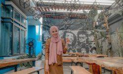 Inspirasi Model Baju PDH PNS Guru Wanita Terbaru